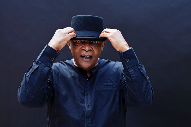 Hugh Masekela copyright Griot GmbH and Brett Rubin