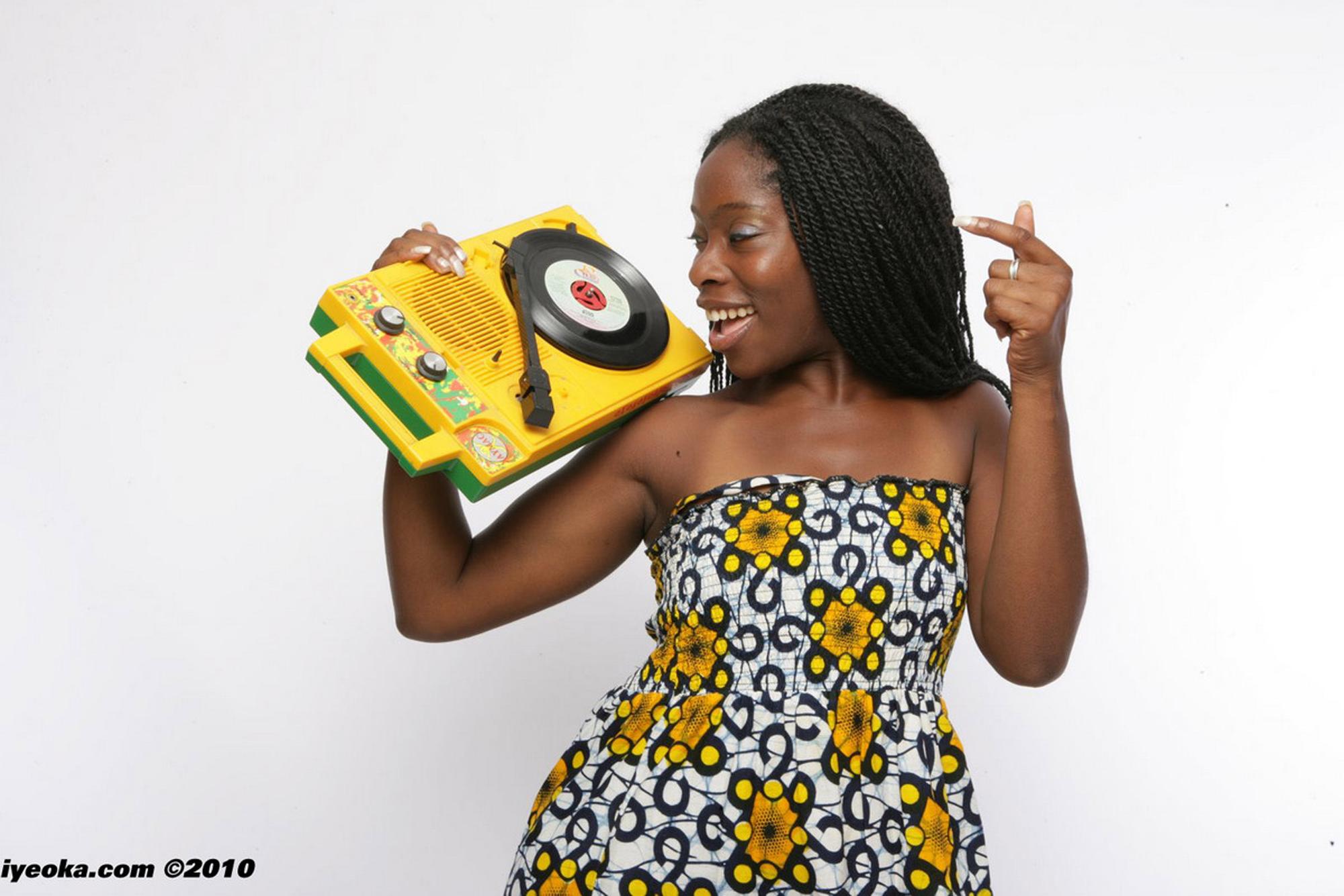 Iyeoka Ivie Okoawo - copyright Griot GmbH and Iyeoka Ivie Okoawo