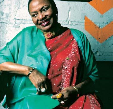 Miriam Makeba copyright Griot GmbH