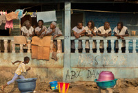 SIERRA LEONE´s REFUGEE ALL STARS