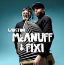 Winston McAnuff and Fixi copyright Wulf v. Gaudecker Griot GmbH